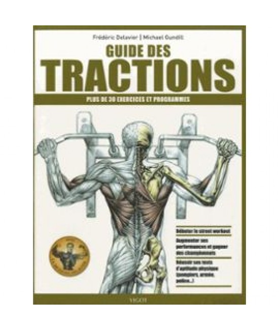 Frederic delavier guide du stretching approche for Guide musculation